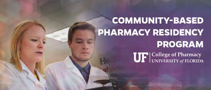 Community-based pharmacy residency program